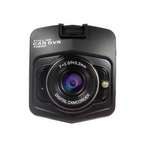 Компактный видеорегистратор Full HD 1080P 30fps / Экран 2.4