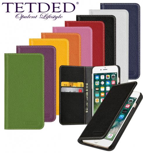 Кожаный чехол (книжка) TETDED Gerzat series для Apple iPhone 7 (4.7