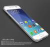Металлический бампер Luphie с акриловой вставкой для Samsung G925F Galaxy S6 Edge