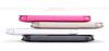 Кожаный чехол (книжка) Nillkin Sparkle Series для HTC One mini 2