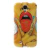 TPU чехол IMD Erotic Print для Samsung i9500 Galaxy S4