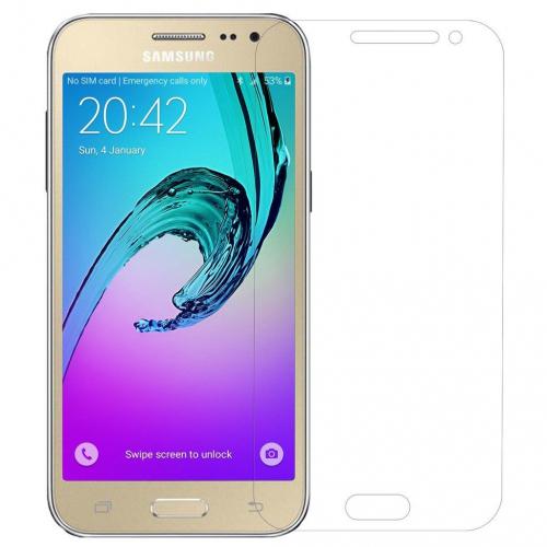 Защитное стекло Ultra Tempered Glass 0.33mm (H+) для Samsung J200H Galaxy J2 Duos (карт. уп-вка)
