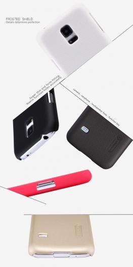 Чехол Nillkin Matte для Samsung G800H Galaxy S5 mini (+ пленка)