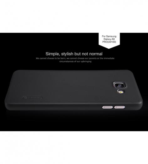 Чехол Nillkin Matte для Samsung A9100 Galaxy A9 Pro (2016) (+ пленка)