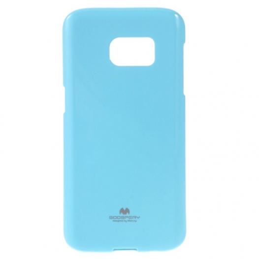 TPU чехол Mercury Jelly Color series для Samsung G930F Galaxy S7