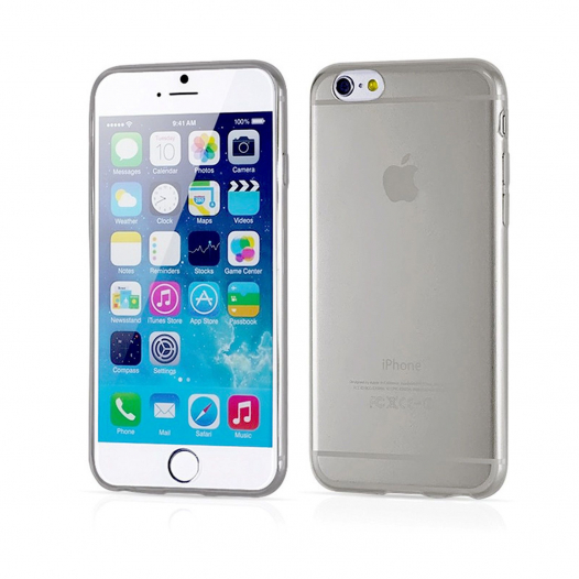 TPU чехол Ultrathin Series 0,33mm для Apple iPhone 6/6s plus (5.5