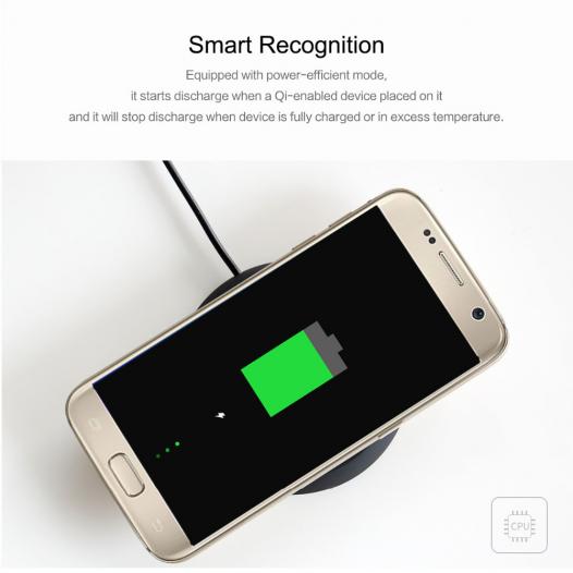 Беспроводное зарядное устройство Rock Skittles