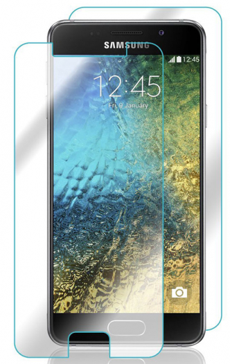 Бронированная полиуретановая пленка BestSuit (на обе стороны) для Samsung A310F Galaxy A3 (2016)