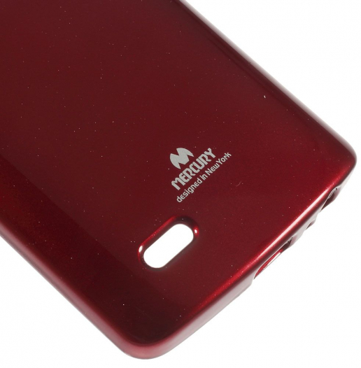 TPU чехол Mercury Jelly Color series для LG D855/D850/D856 Dual G3