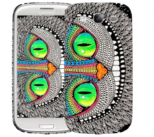 Чехол «Чешир» для Samsung Galaxy s3