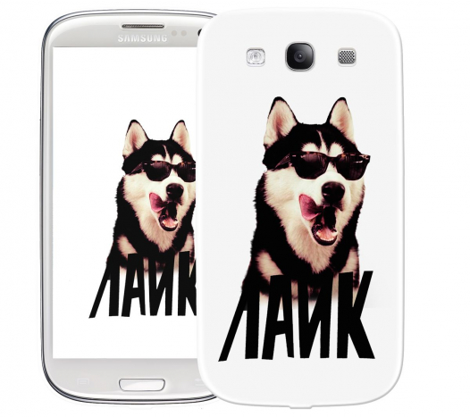 Чехол «Лайк» для Samsung Galaxy s3