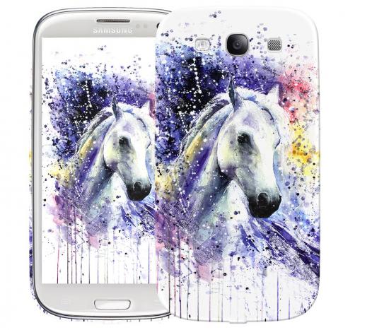 Чехол «Лошадка» для Samsung Galaxy s3
