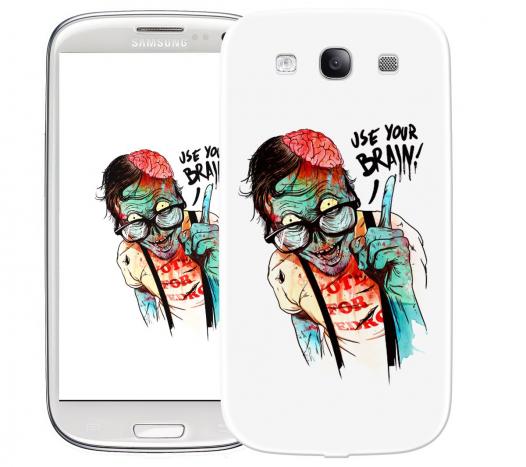 Чехол «Думай» для Samsung Galaxy s3