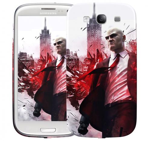 Чехол «Hitman» для Samsung Galaxy s3