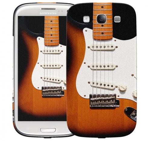 Чехол «Гитара» для Samsung Galaxy s3