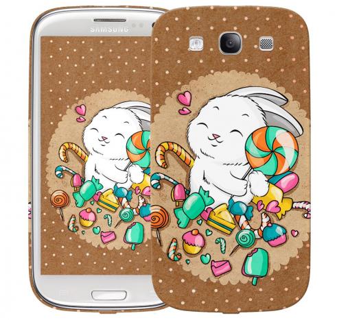 Чехол «Зайка» для Samsung Galaxy s3