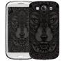 Чехол «Волк» для Samsung Galaxy s3