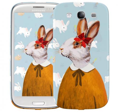 Чехол «Lady Bunny» для Samsung Galaxy s3