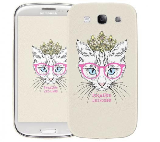 Чехол «Princess» для Samsung Galaxy s3