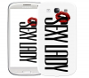 Чехол «Sexy Lady» для Samsung Galaxy s3