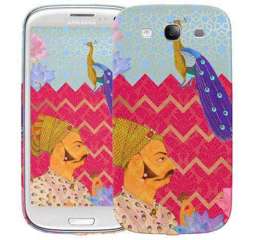Чехол «India» для Samsung Galaxy s3