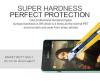 Защитное стекло Nillkin Anti-Explosion Glass Screen (H+) (закругл. края) для Sony Xperia C4