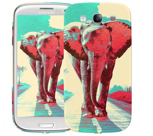 Чехол «Слон» для Samsung Galaxy s3