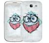 Чехол «Мудрая Сова» для Samsung Galaxy s3