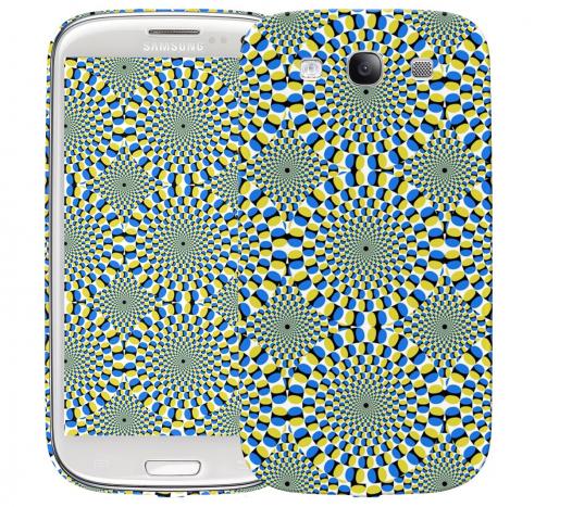 Чехол «Иллюзия» для Samsung Galaxy s3