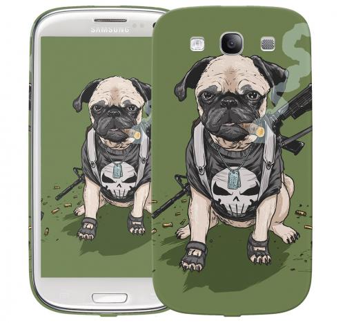 Чехол «Dog» для Samsung Galaxy s3