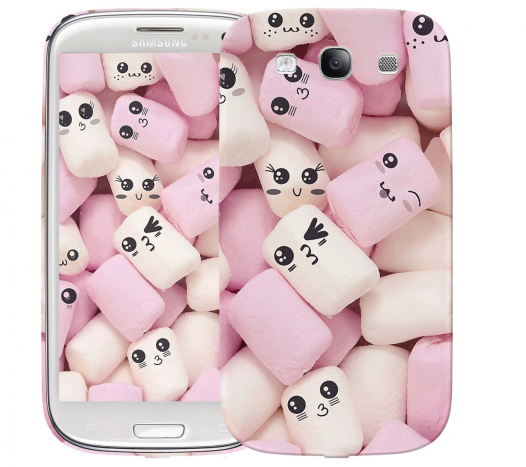 Чехол «Зефирки» для Samsung Galaxy s3