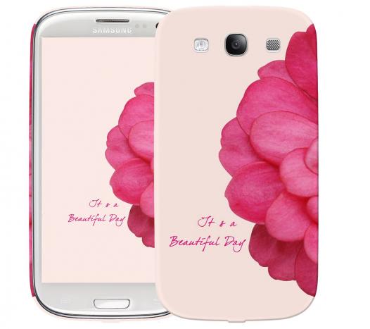 Чехол «Прекрасный День» для Samsung Galaxy s3