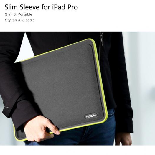 Чехол (футляр) Rock Slim Sleeve Series для Apple iPad Pro 12,9