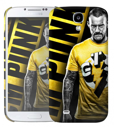 Чехол «Cm Punk» для Samsung Galaxy s4 / Galaxy S4 mini