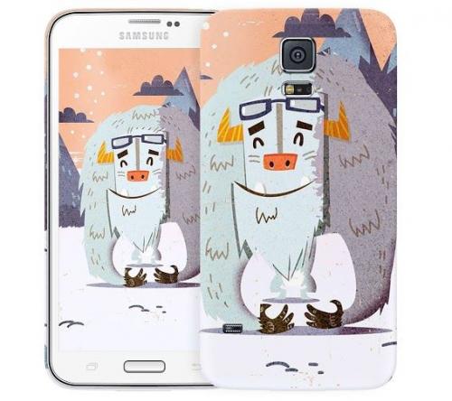 Чехол «Yetti» для Samsung Galaxy S5
