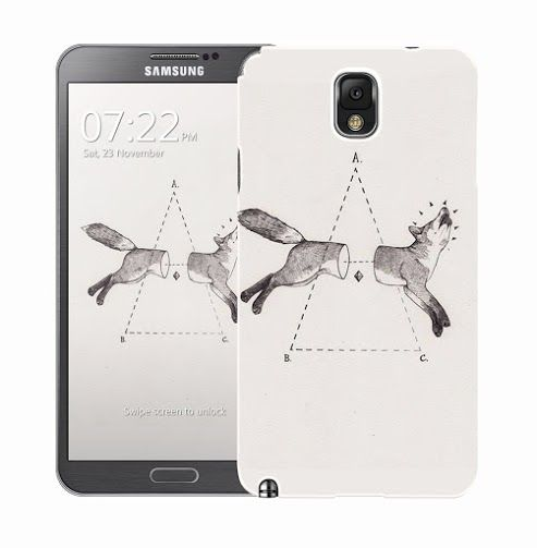 Чехол «Боль» для Samsung Galaxy Note 3 N9000/N9002