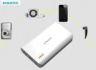 Дополнительный внешний аккумулятор ROMOSS Solo 3 (PH30-401) (6000mAh) Акция!