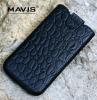Кожаный футляр Mavis Classic Crocodile для i9082/IQ450/IQ451