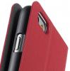 """Кожаный чехол-книжка Contrast Color для Apple iPhone 6/6s (4.7"""")"""