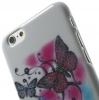 "Пластиковая накладка Print ""Vivid Butetrflies"" для Apple iPhone 6/6s (4.7"")"