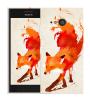 "Чехол ""Foxy"" для Nokia Lumia"