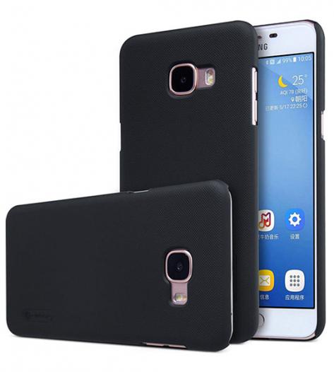 Чехол Nillkin Matte для Samsung Galaxy C5 (+ пленка)