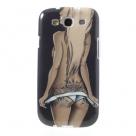 "TPU чехол IMD Print ""Hot Tattooed Girl"" для Samsung i9300 Galaxy S3"