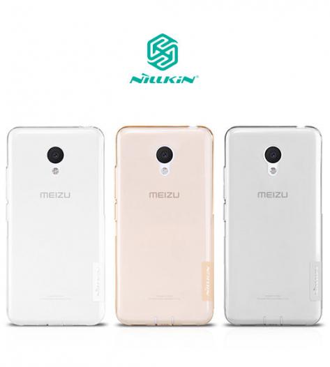 TPU чехол Nillkin Nature Series для Meizu M3 / M3 mini / M3s