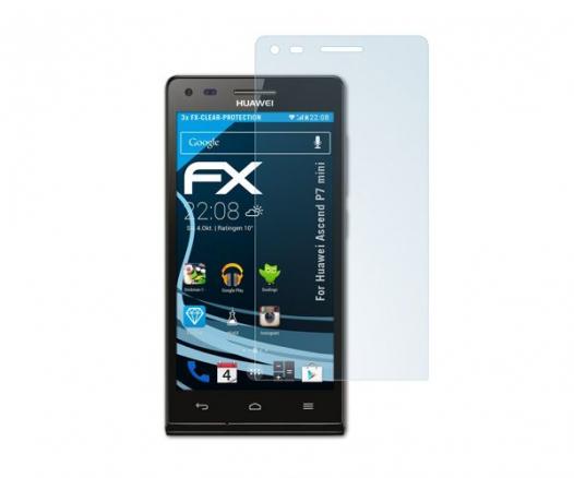 Защитная пленка VMAX для Huawei Ascend P7