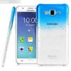 Пластиковая накладка IMAK Colorful Raindrop Series для Samsung J700H Galaxy J7 (+ пленка)