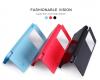 Кожаный чехол (книжка) Nillkin Fresh Series для Lenovo Vibe X2