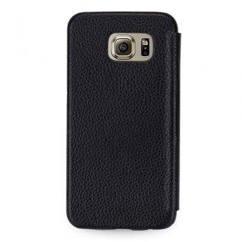 Кожаный чехол (книжка) TETDED для Samsung Galaxy S6 G920F/G920D Duos