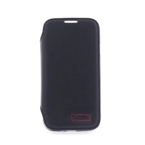 Кожаный чехол-книжка S-Ch для Samsung i9500 Galaxy S4