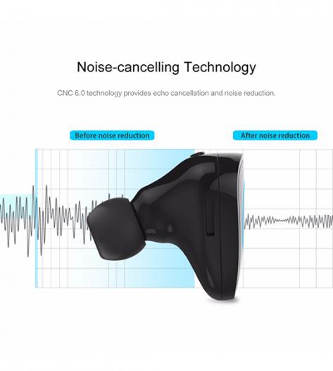 Автокомплект громкой связи Rock Muca Bluetooth + АЗУ